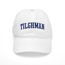 TILGHMAN design (blue) Baseball Cap