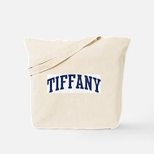 TIFFANY design (blue) Tote Bag