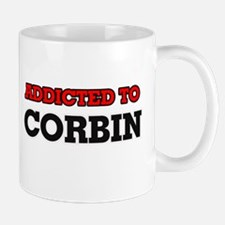 Addicted to Corbin Mugs