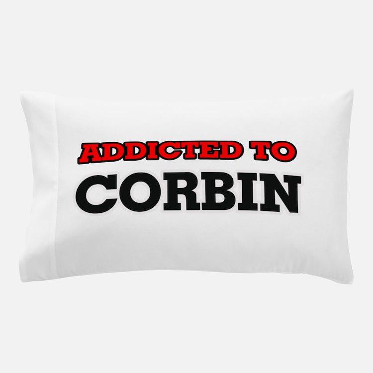 Addicted to Corbin Pillow Case