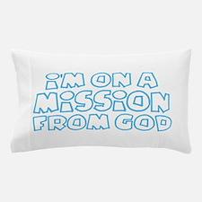 Cute Blues Pillow Case