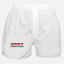 Addicted to Cristobal Boxer Shorts