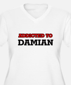 Addicted to Damian Plus Size T-Shirt