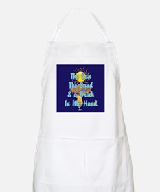 Sun, Sand, Drink in my hand Apron