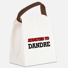 Addicted to Dandre Canvas Lunch Bag