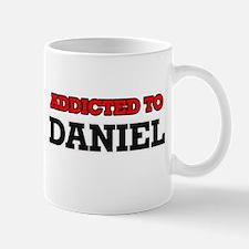 Addicted to Daniel Mugs