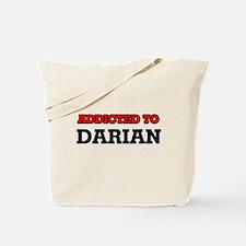 Addicted to Darian Tote Bag