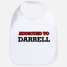 Addicted to Darrell Bib
