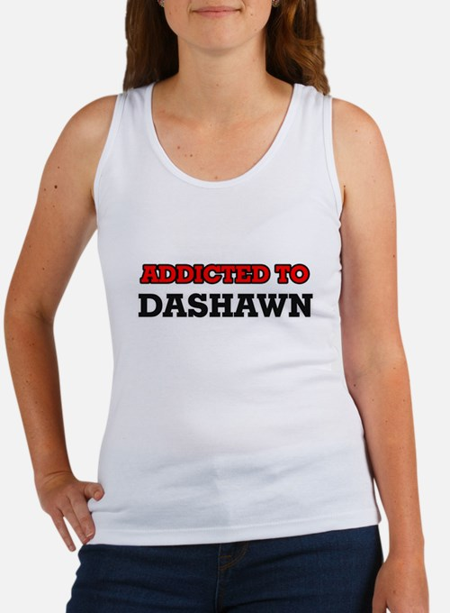 Addicted to Dashawn Tank Top