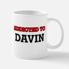 Addicted to Davin Mugs