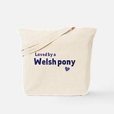 Welsh pony Tote Bag