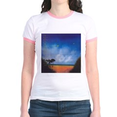 53.promise. . ? Jr. Ringer T-Shirt