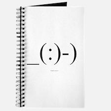 Suba Diver Emoticon Journal