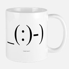Suba Diver Emoticon Mug