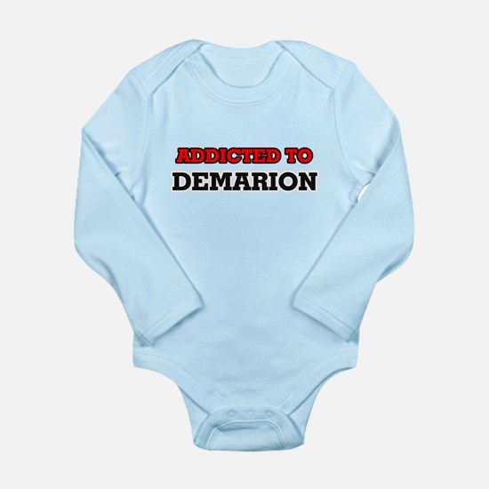 Addicted to Demarion Body Suit