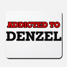 Addicted to Denzel Mousepad