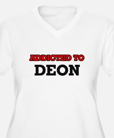 Addicted to Deon Plus Size T-Shirt