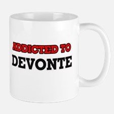 Addicted to Devonte Mugs