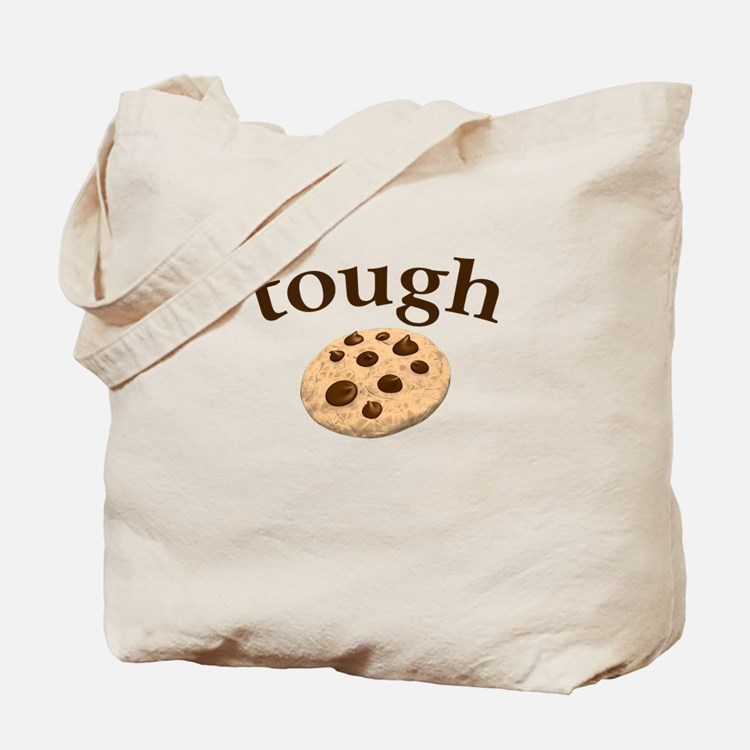 Touch Cookie Tote Bag