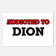Addicted to Dion Postcards (Package of 8)