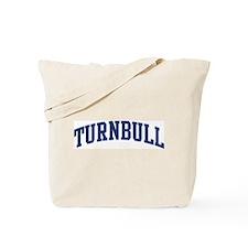 TURNBULL design (blue) Tote Bag