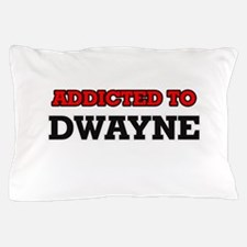 Addicted to Dwayne Pillow Case