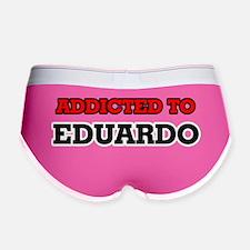 Cute Eduardo Women's Boy Brief