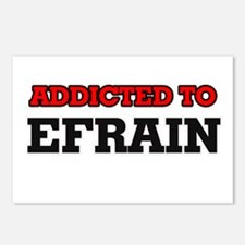 Addicted to Efrain Postcards (Package of 8)