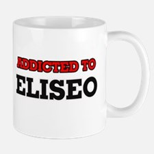 Addicted to Eliseo Mugs