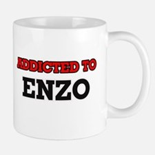 Addicted to Enzo Mugs