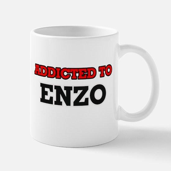 Addicted to Enzo Mugs
