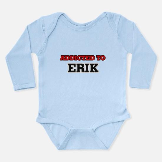 Addicted to Erik Body Suit