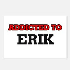 Addicted to Erik Postcards (Package of 8)