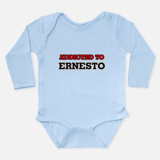 Addicted to Ernesto Body Suit