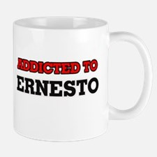 Addicted to Ernesto Mugs