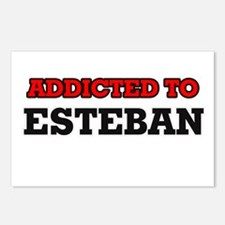Addicted to Esteban Postcards (Package of 8)