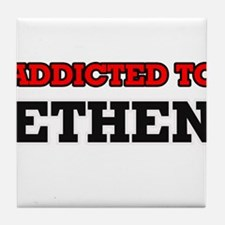 Addicted to Ethen Tile Coaster