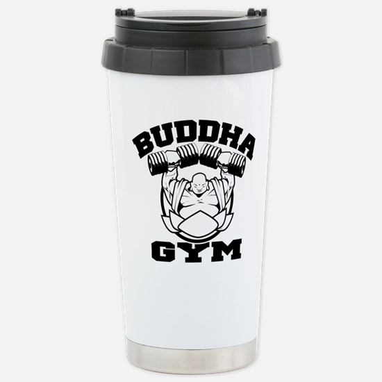 Buddha Gym Travel Mug