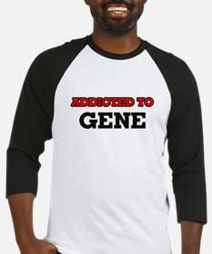 Addicted to Gene Baseball Jersey