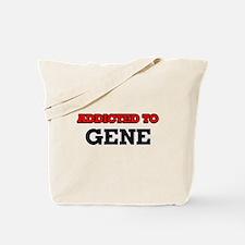 Addicted to Gene Tote Bag