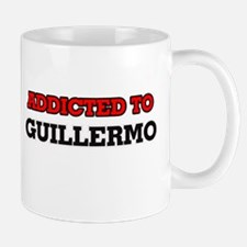 Addicted to Guillermo Mugs