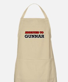 Addicted to Gunnar Apron