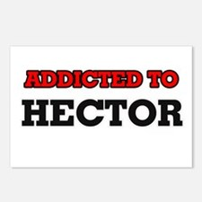 Addicted to Hector Postcards (Package of 8)