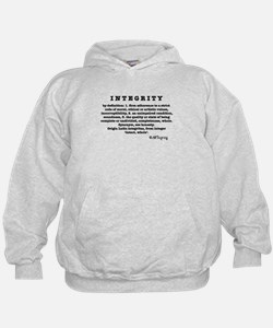Definition of Integrity Hoodie
