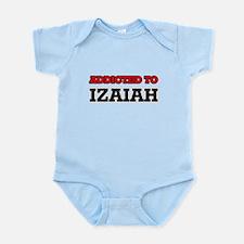 Addicted to Izaiah Body Suit