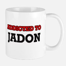 Addicted to Jadon Mugs