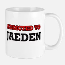 Addicted to Jaeden Mugs