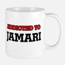Addicted to Jamari Mugs