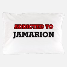 Addicted to Jamarion Pillow Case