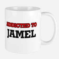 Addicted to Jamel Mugs